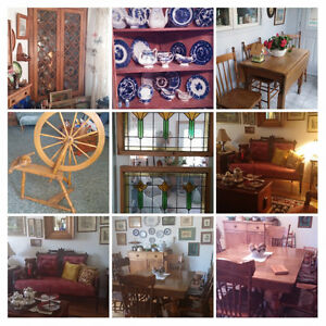 ANTIQUES/COLLECTABLES SALE