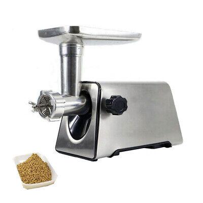 TECHTONGDA 220V Small Household Electric Animal Feed Food Pellet Machine 3.5mm
