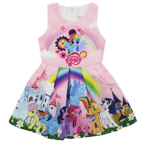 Adorable Girls My Little Pony Dresses!