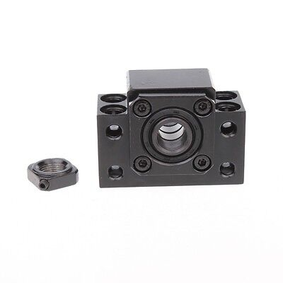 1 Pcs Fixed Side Bk17 For Ball Screw Cnc Parts End Support Set