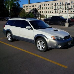 2005 Subaru Outback XT Limited - rare and winter-ready