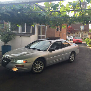 1997 Chrysler Sebring Lxi Coupe (2 door)