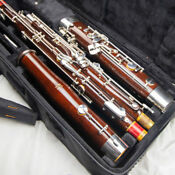 Fox Renard Artist Model 240 Wood Bassoon, Recently Produced + Nice Protec Case