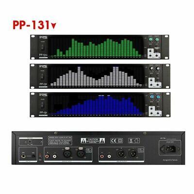 Digital Spectrum Analyzer Led Display Music Audio Stereo Indicator Vu Meter