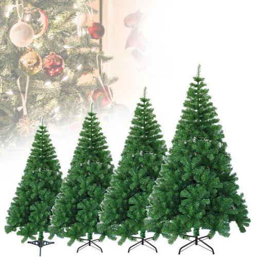 120-240cm Weihnachtsbaum Christbaum Kunstbaum Tannenbaum Künstlicher Baum PVC