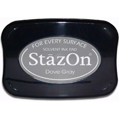 - StazOn® Solvent Ink - DOVE GRAY NEW