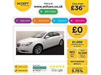 Vauxhall/Opel Insignia 2.0CDTi 16v ( 160ps ) FROM £36 PER WEEK!