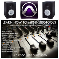 Learn How To Mix In ProTools
