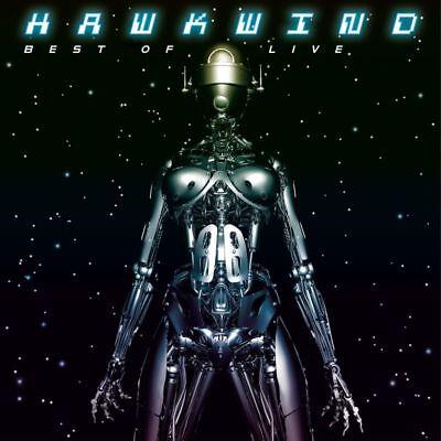 Hawkwind(Vinyl LP)Best Of Live-Secret-SECLP191-EU-2018-M/M