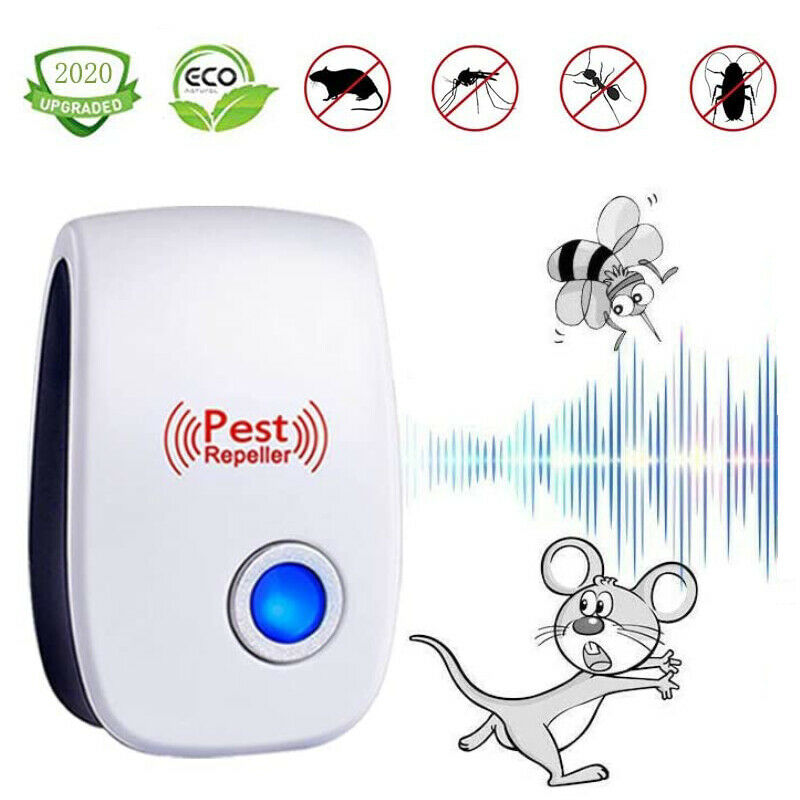 Pro Ultrasonic Pest Reject Home Control Electronic Repellent