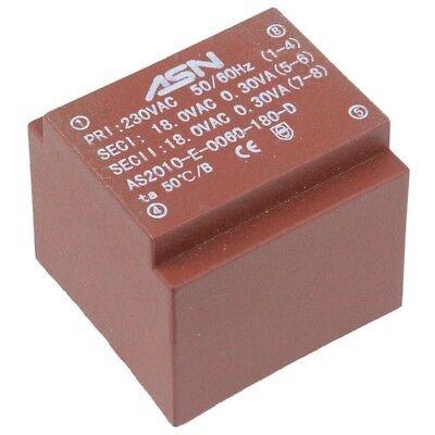 0-18v 0-18v 0.6va 230v Encapsulated Pcb Transformer