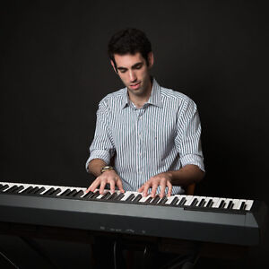 Pianist and accordionist available for gigs and recordings