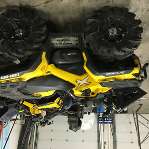 2013 can am outlander 1000 xt many extras