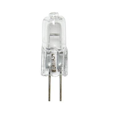 BulbAmerica 64258 HLX 20 watts 12 volts G4 2-Pin Halogen light Bulb