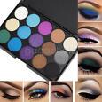 New Pro 15 Colors Cosmetic Matte Eyeshadow Eye Shadow Makeup Palette Kit Set