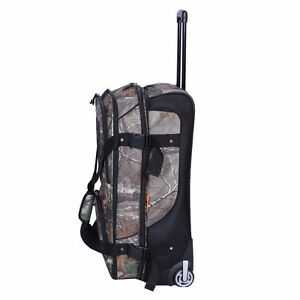 Camo Travel Suitcase - Almost NEW!! Kitchener / Waterloo Kitchener Area image 2