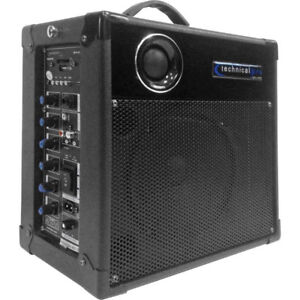 PA System - Portable