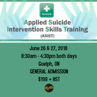ASIST workshop (suicide first-aid)