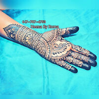 Henna Artist Stands With More Than 10yrs of Exp-Mississauga