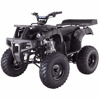 ATV BLOW OUT SALE // 125cc ONLY 699.99 **FREE BACK REST OPTION**