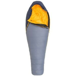 "Big Agnes 15F degree Sleeping bag for up to 6'6""!"
