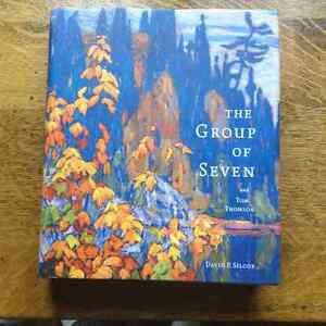 The Group of Seven and Tom Thomson by David P.Silcox