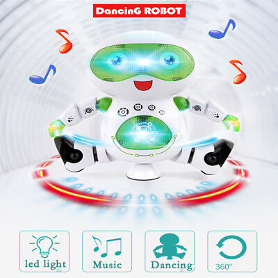 Toys For Boys Smart Robot Kids Toddler 3 4 5 6 7 8 9 Year Old Age Boys Xmas Gift - 4 Year Old Christmas Gifts