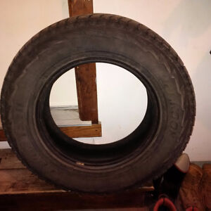 Beat the Snow Tire Rush - 4 tires @ 16inch - 235/65 R16 103T