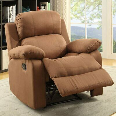 Bowery Hill Recliner in Brown