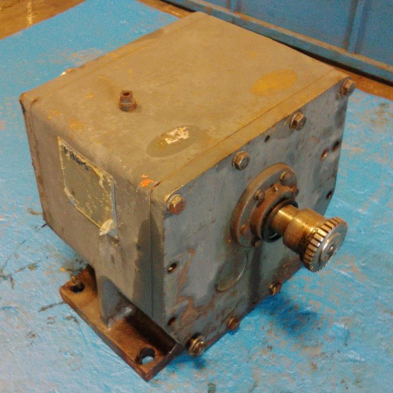 FALK 7.598:1 RATIO ULTRAMAX GEAR DRIVE MODEL RK2050F2A
