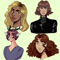 $7 Bust Commissions