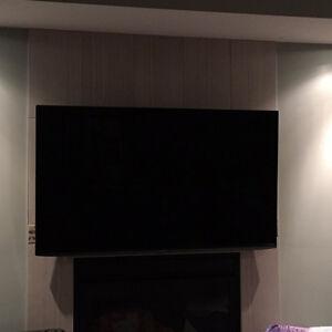 LG 65 inch 4K UHD Smart LED Tv Edmonton Edmonton Area image 1