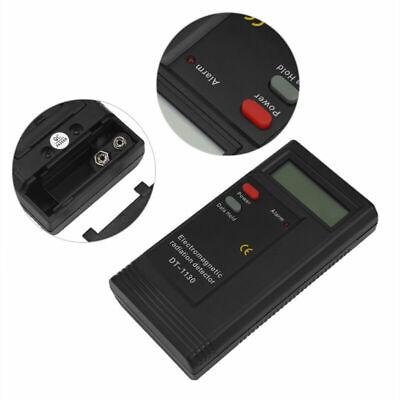Digital Lcd Electromagnetic Radiation Detector Emf Meter Dosimeter Geiger Tester
