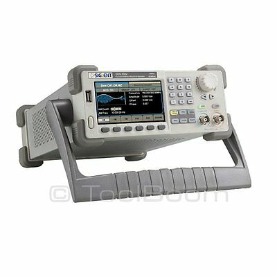 Siglent Sdg5082 Arbitrary Waveform Function Generator 2 Channels 80mhz 500mss