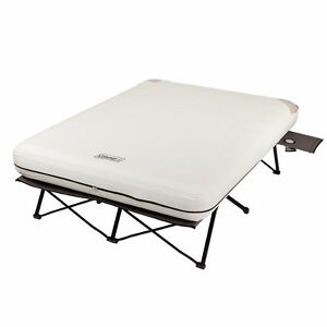Coleman QueenCot With Airbed