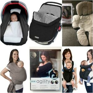 Brand New - Baby Wraps, Carriers, Covers.....