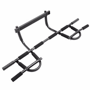 Chin Up Bar Multi-Grip Pull Up Bar Doorway Trainer for Home Gym,