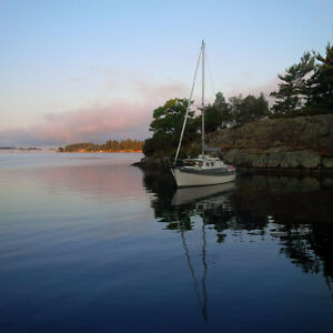 1975 Fales Navigator Motorsailer UPDATED/UPGRADED Kingston Kingston Area image 1