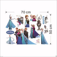 New Frozen Themed Wall Decal