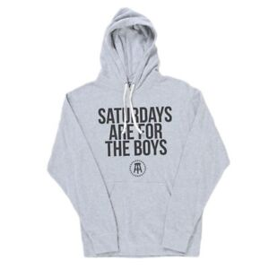 Brand New Saturday's are for the boys hoodie