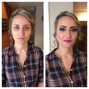 Freelance Makeup Artist and Hairstylist London Ontario image 4