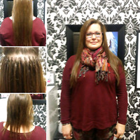 Hair Extensions 100% cuticle intact Remy human hair