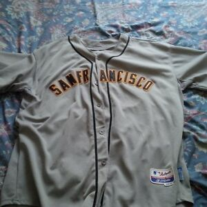 Madison Bumgarner Giants jerseys Kitchener / Waterloo Kitchener Area image 2