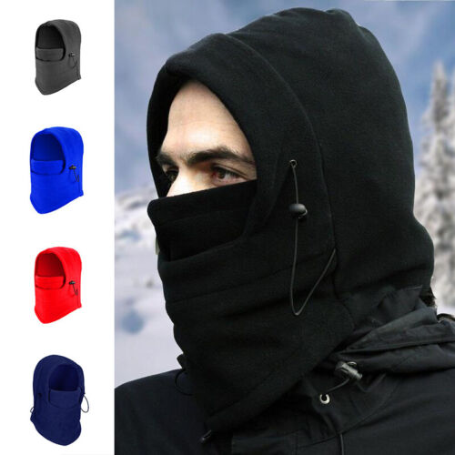 Men Women Mask Cap Face Mask Windproof Cap Hat Fashion Winte