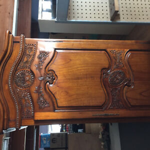 Exclusive Armoire. Antique and unique. See for yourself.