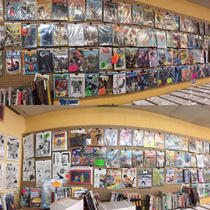 BURLINGTON COLLECTORS COMIC STORE WORTH THE DRIVE Kitchener / Waterloo Kitchener Area image 1