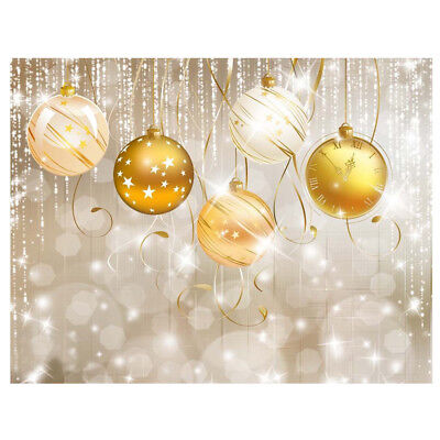 Thin Vinyl Christmas Studio Photography Backdrop Photo Background 7x5ft N7H1