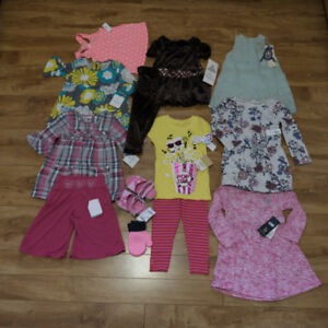Girl clothes size 2