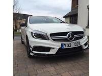 Mercedes-Benz A45 2.0 ( 355bhp ) 4X4 ( Map Pilot ) 4MATIC 2013MY AMG (Map Pilot)