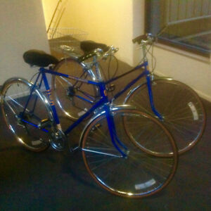 2 vintage mercury bike for sale